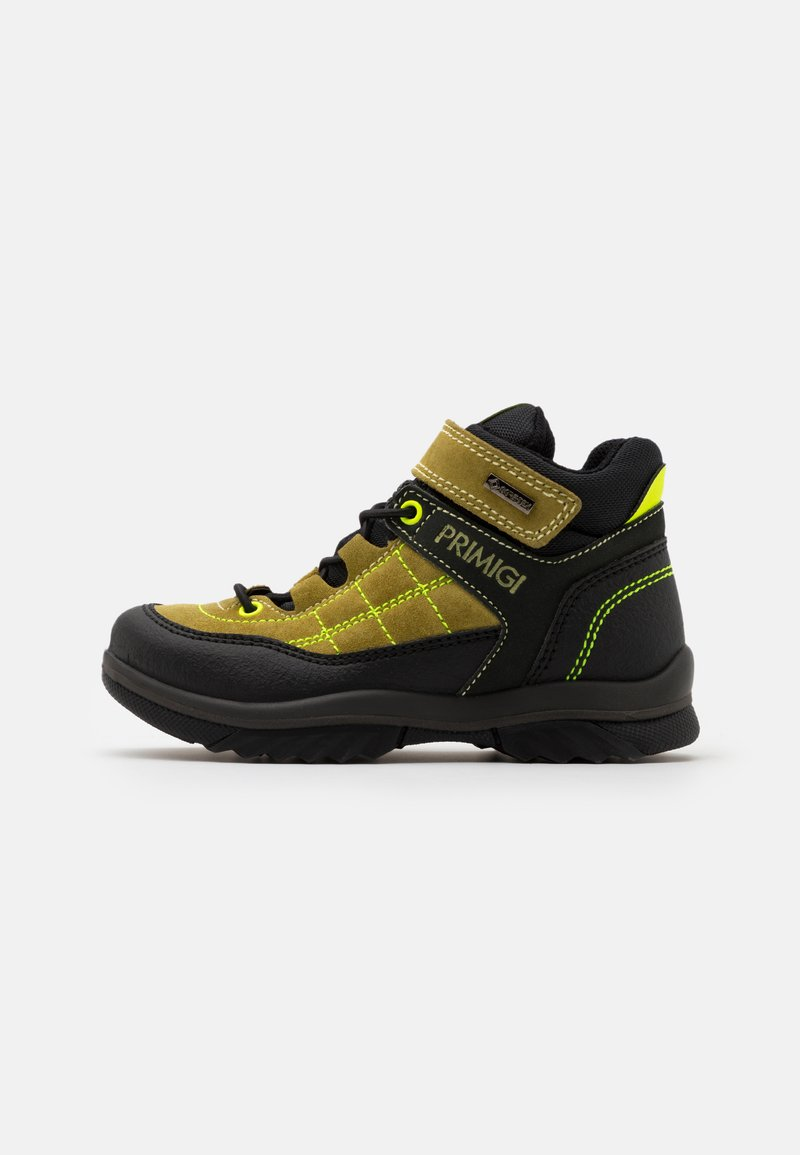 Primigi - UNISEX - Lace-up ankle boots - olio/nero