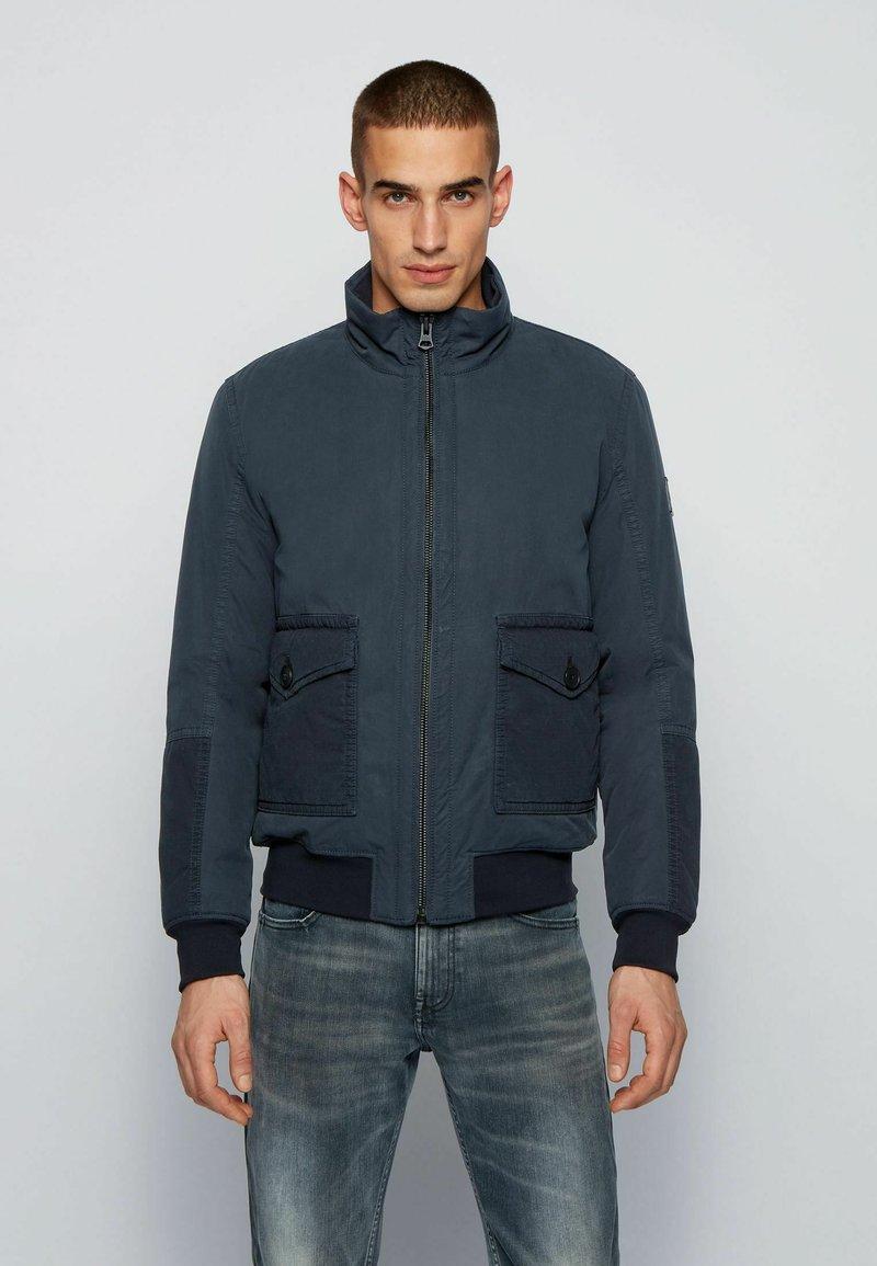 BOSS - ODRE-D - Winter jacket - dark blue