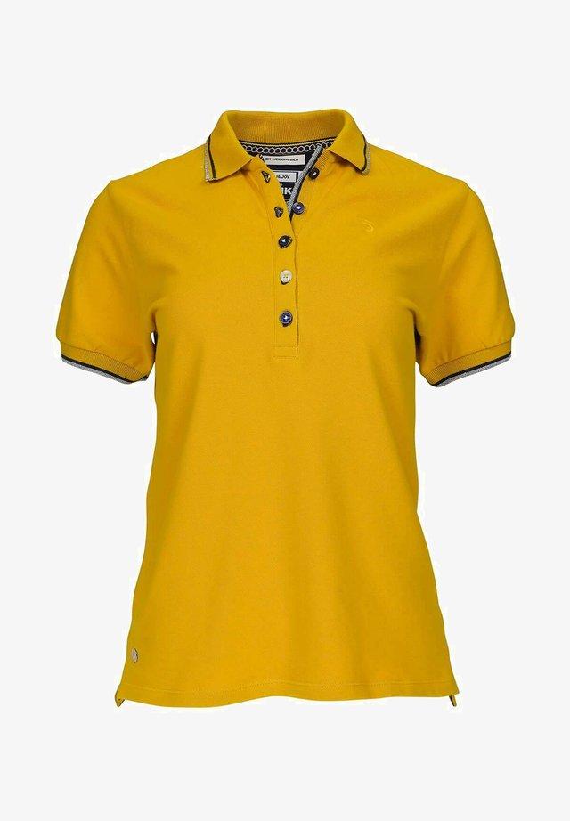 Poloshirt - jaune