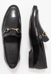 Zign - Mocassini eleganti - black - 1