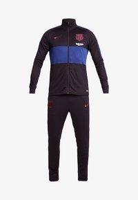 Nike Performance - FC BARCELONA DRY SUIT - Klubbkläder - burgundy ash/deep royal blue/noble red - 7