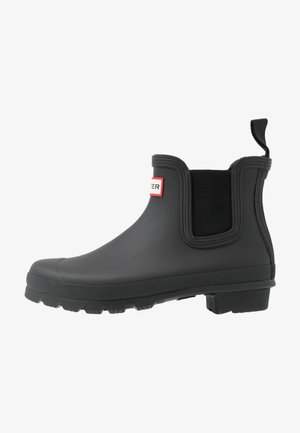 WOMENS ORIGINAL CHELSEA - Wellies - black