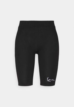 SMALL SIGNATURE CYCLING - Kraťasy - black