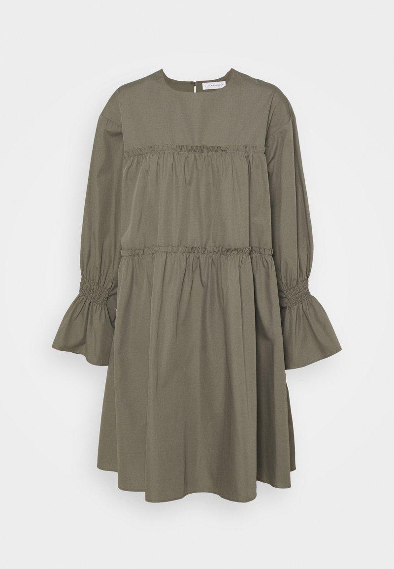 Mykke Hofmann - KETA COPO - Day dress - dust green