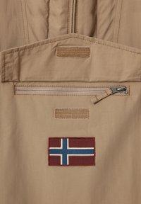 Napapijri - RAINFOREST WINTER - Light jacket - beige portabel - 4