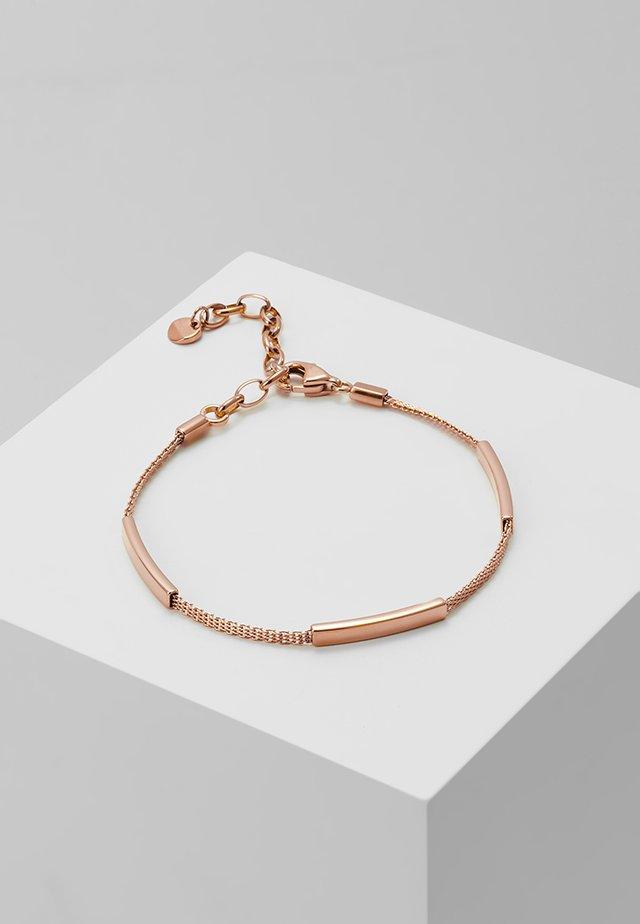ELIN - Armband - roségold-coloured