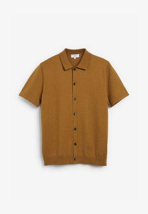 Overhemd - mottled orange