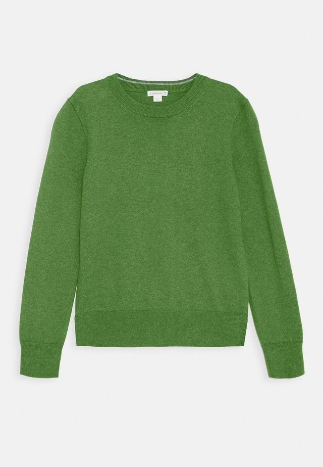 CASH CREW - Strickpullover - green woodland