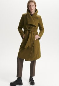 Soaked in Luxury - Classic coat - dark olive - 1
