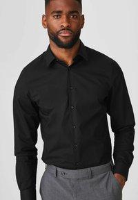 C&A - Formal shirt - black - 0