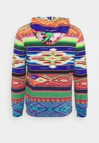 Polo Ralph Lauren - SERAPE-PRINT MESH HOODIE - Bluza - multicolor - 1