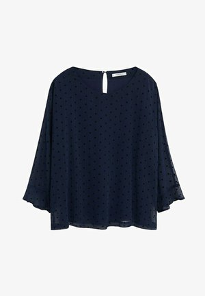 CAPA8 - Blouse - dark navy