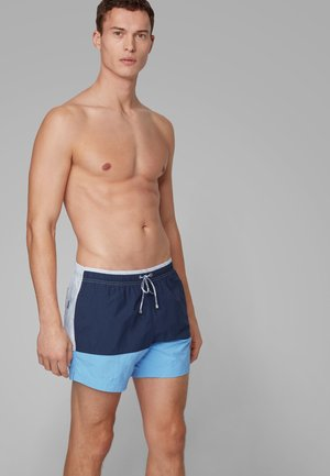 FILEFISH - Swimming shorts - open blue