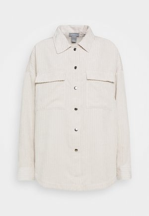 CORINNE SHACKET - Button-down blouse - light grey