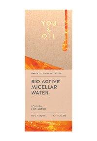 YOU & OIL - BIO ACTIVE MICELLAR WATER 100ML - Makeup remover - - - 1