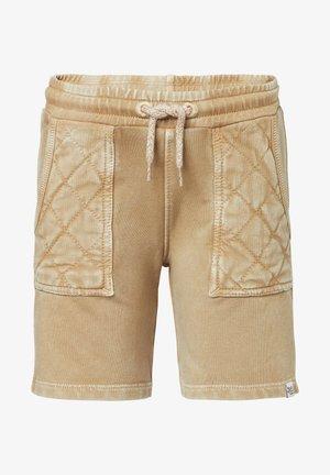 LIBERATO - Tracksuit bottoms - beige