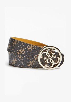 JENSEN 4G-LOGO - Belt - braun