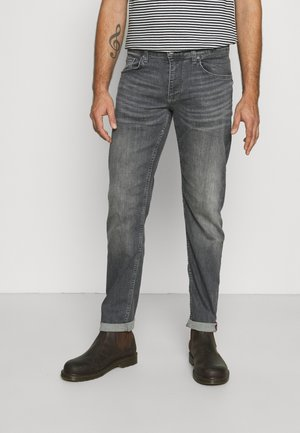 RUSSEL - Jeansy Slim Fit - grey