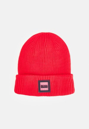 PULL ON UNISEX - Beanie - red
