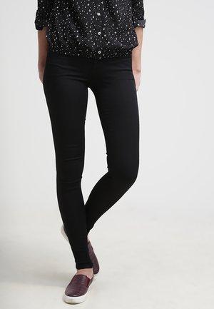 ULTRA SKINNY FIT - Slim fit jeans - darkness black