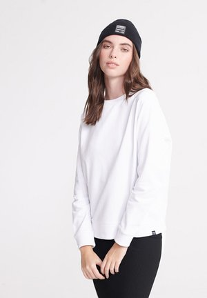 Sweatshirt - brilliant white