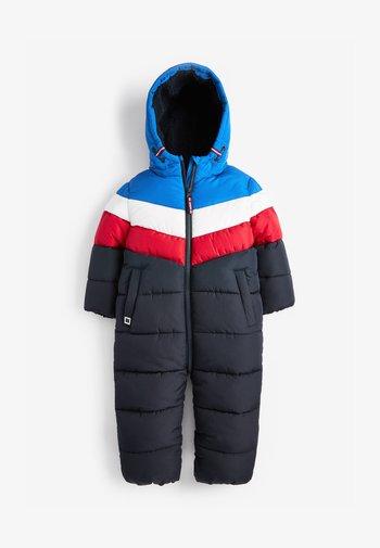 Snowsuit - blue