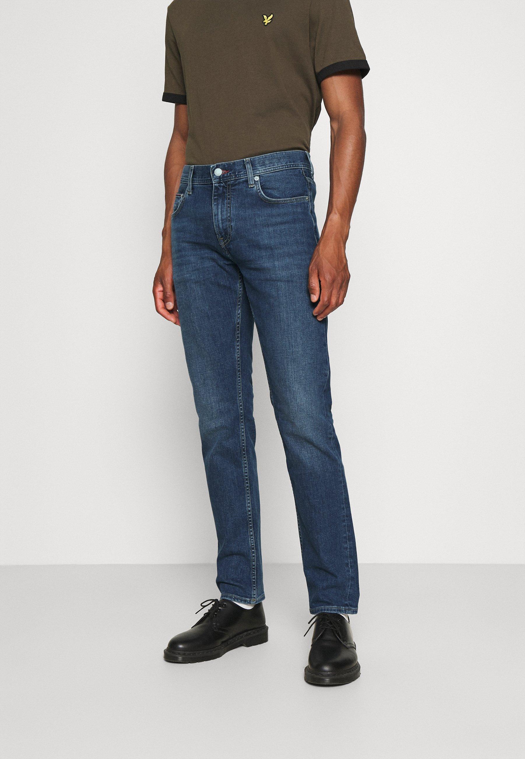 Men STRAIGHT DENTON - Slim fit jeans