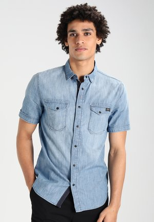 DRAGWAY  - Shirt - blue denim