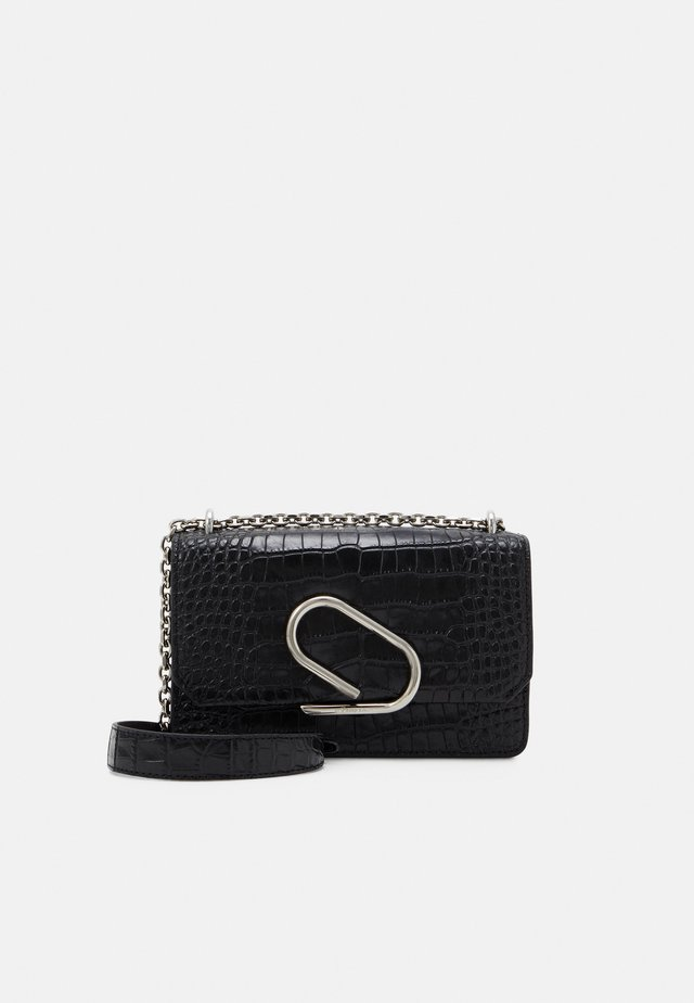 ALIX CHAIN - Schoudertas - black