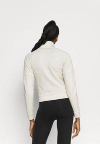 The North Face - FULL ZIP JACKET - Fleece jacket - vintage white heather - 2