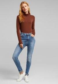 Esprit - Jeans Skinny - blue light washed - 1