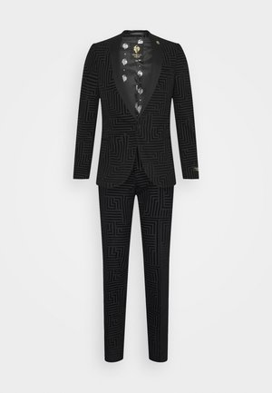 HORLEY SUIT - Puku - charcoal