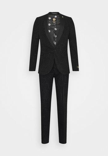 HORLEY SUIT - Suit - charcoal