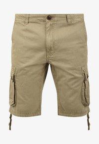 Solid - VIZELA - Shorts - dune - 3