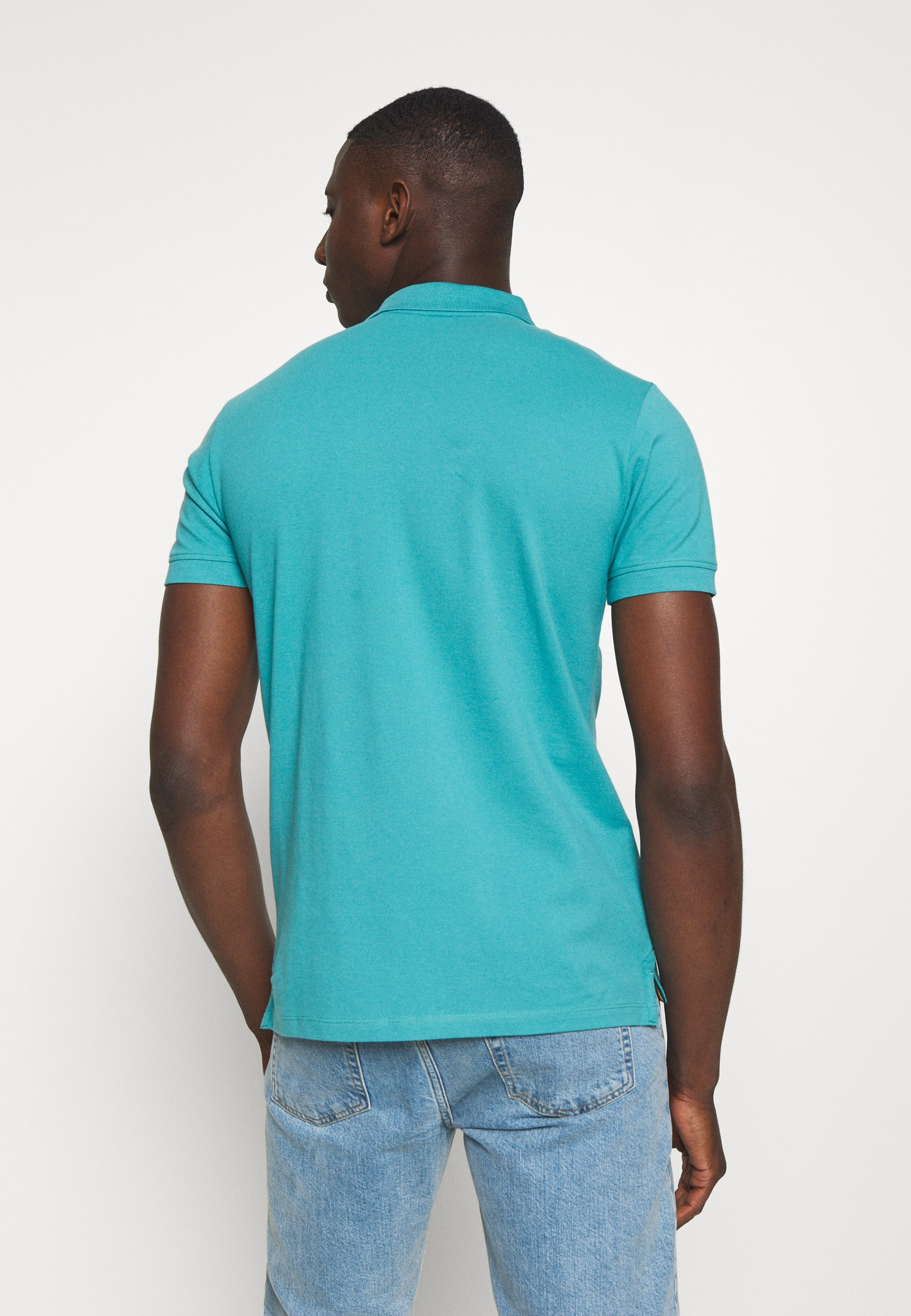 Esprit Polo shirt - teal blue 1KE9E