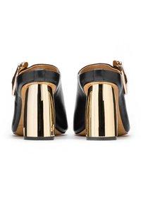 Kazar - VICKY - Heeled mules - Black - 2