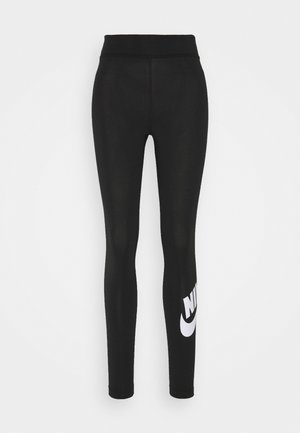 FUTURA - Legging - black/white