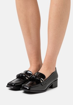 HELINA - Slippers - black
