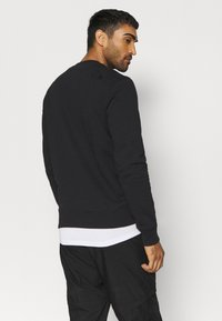 The North Face - DREW PEAK CREW - Sweatshirt - black - 2