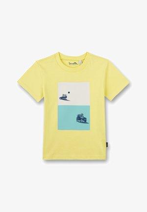 KIDSWEAR - SURF TRIP - T-shirt print - gelb