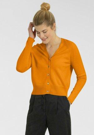 Vest - spicy orange