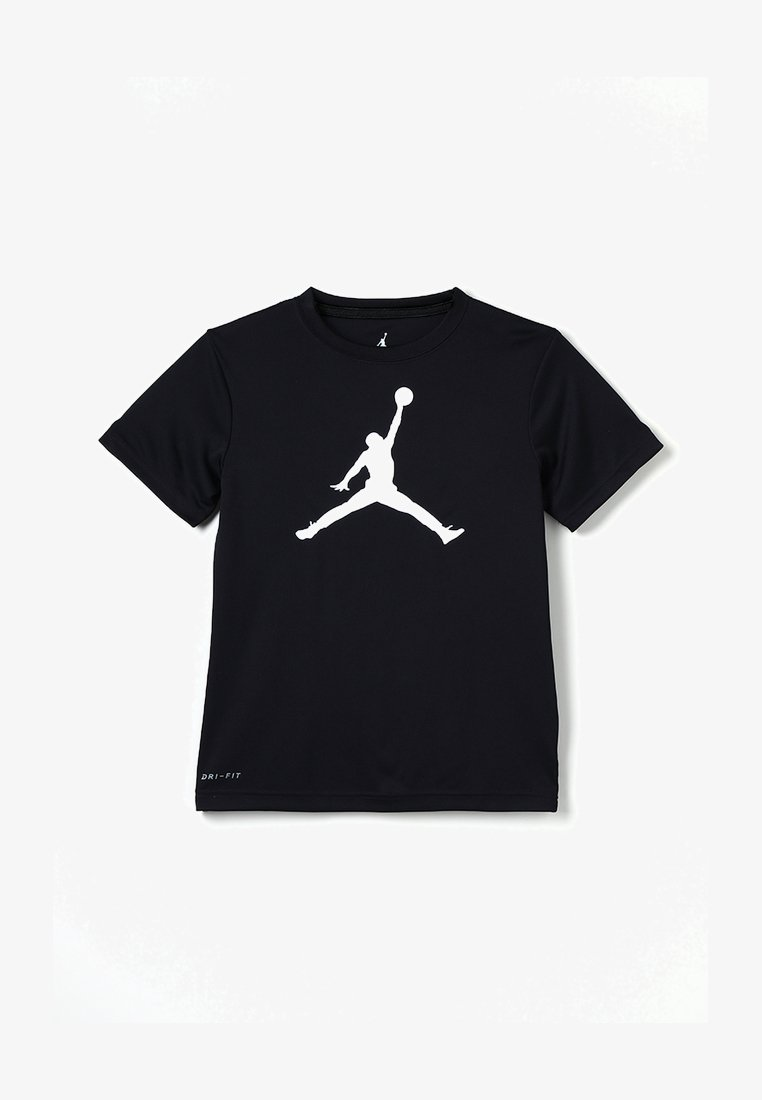 Jordan - JUMPMAN LOGO - T-shirt imprimé - black