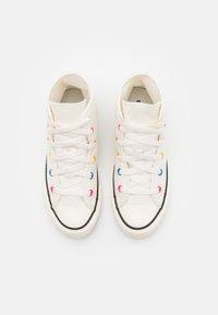 Converse - CHUCK TAYLOR ALL STAR MY STORY UNISEX - Zapatillas altas - egret/hyper pink/black - 3