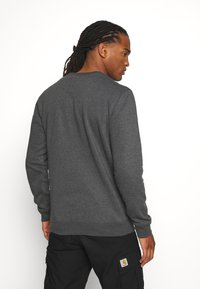 Only & Sons - ONSVINCENT CREW NECK - Sweatshirt - black - 2