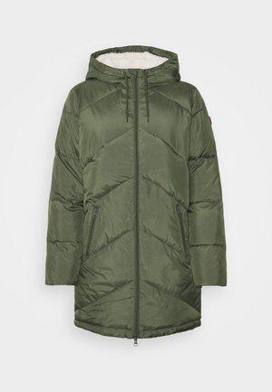 STORM WARNING - Winter coat - thyme