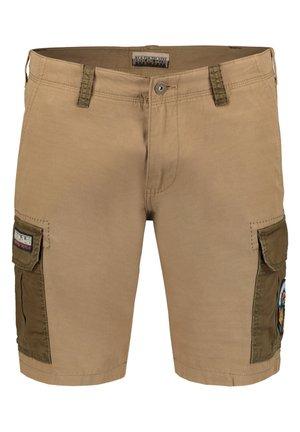 NISHOP - Shorts - braun (25)
