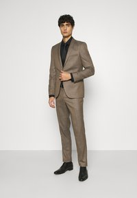 Viggo - BODON SUIT - Oblek - brown - 1