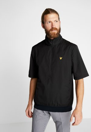 DORAL GOLF JACKET - Windbreaker - true black