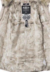 Navahoo - CRISTAL - Winter coat - beige - 4