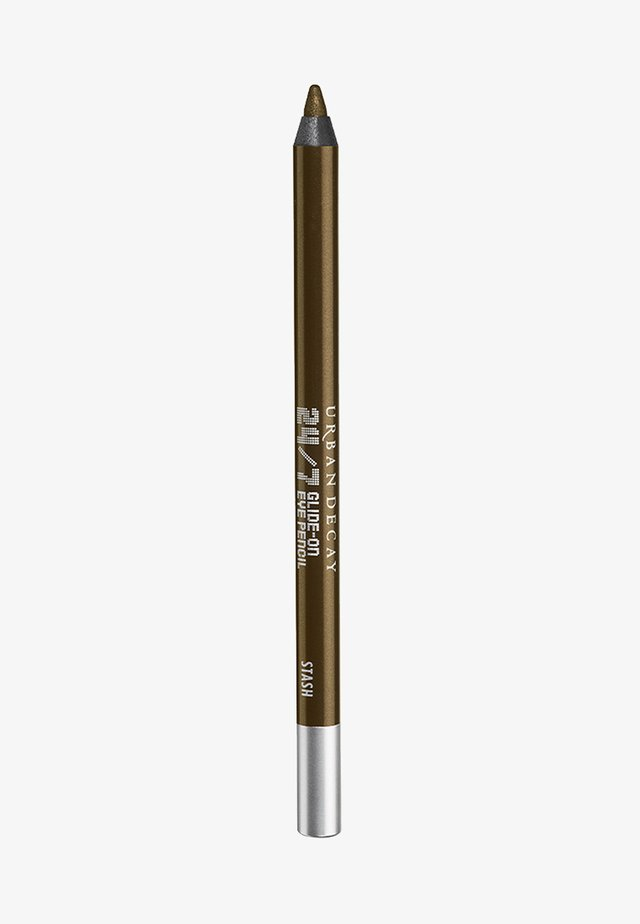 24/7 GLIDE-ON EYE PENCIL - Eyeliner - stash